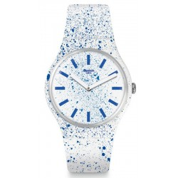Orologio Donna Swatch New Gent Fuzzy Logic SUOW160