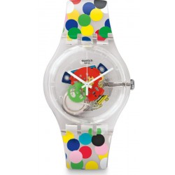 Orologio Donna Swatch New Gent Spot The Dot SUOZ213