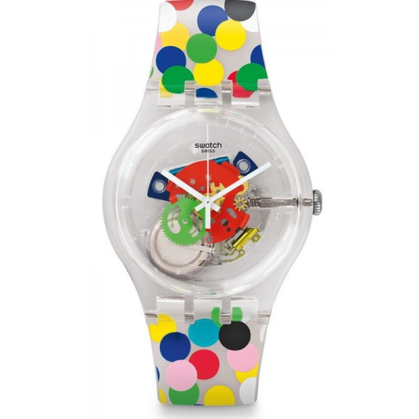 Acquistare Orologio Donna Swatch New Gent Spot The Dot SUOZ213