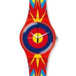 Orologio Unisex Swatch JOVANOTTI New Gent JOVA TIME SUOZ220