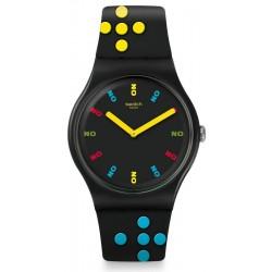 Orologio Swatch 007 Dr No 1962 SUOZ302