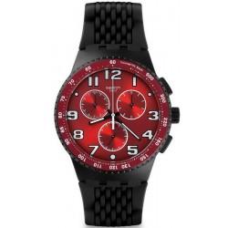 Acquistare Orologio Uomo Swatch Chrono Plastic Testa di Toro SUSB101 Cronografo