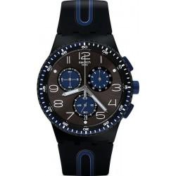 Acquistare Orologio Uomo Swatch Chrono Plastic Kaicco SUSB406 Cronografo