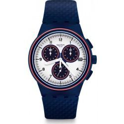 Acquistare Orologio Uomo Swatch Chrono Plastic Parabordo SUSN412 Cronografo