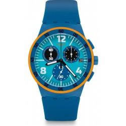 Acquistare Orologio Unisex Swatch Chrono Plastic Capanno SUSN413 Cronografo