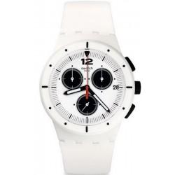 Acquistare Orologio Unisex Swatch Chrono Plastic Why Again SUSW406 Cronografo