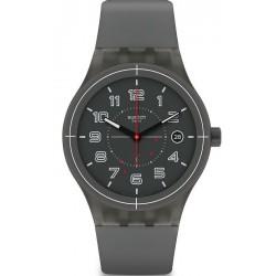 Acquistare Orologio Unisex Swatch Sistem51 Sistem Ash SUTM401 Automatico