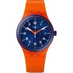 Acquistare Orologio Unisex Swatch Sistem51 Sistem Tangerine SUTO401 Automatico