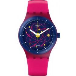 Acquistare Orologio Unisex Swatch Sistem51 Sistem Pink SUTR401 Automatico