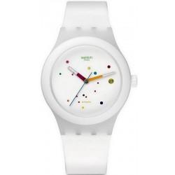 Acquistare Orologio Unisex Swatch Sistem51 Sistem White SUTW400 Automatico
