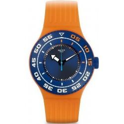 Orologio Unisex Swatch Scuba Libre Serifos SUUO100
