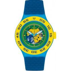Orologio Unisex Swatch Scuba Libre Infrario SUUS102