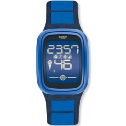 Orologio Unisex Swatch Digital Touch Zero One Subzero SUVN101