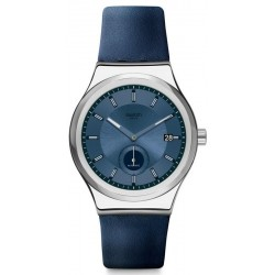 Acquistare Orologio Unisex Swatch Irony Sistem51 Petite Seconde Blue SY23S403 Automatico