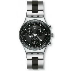 Orologio Unisex Swatch Irony Chrono Windfall YCS410GX Cronografo
