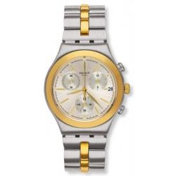 Orologio Unisex Swatch Irony Chrono Glamaster YCS592G Cronografo