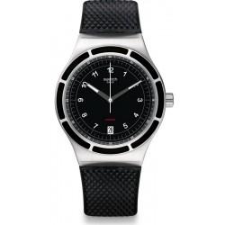 Acquistare Orologio Uomo Swatch Irony Sistem51 Sistem Dark YIS413