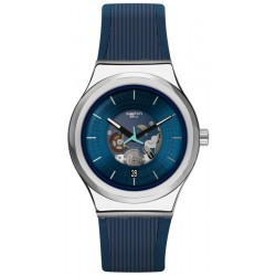 Acquistare Orologio Unisex Swatch Irony Sistem51 Blurang YIS430 Automatico