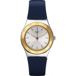 Acquistare Orologio Donna Swatch Irony Medium Blue Push YLS191