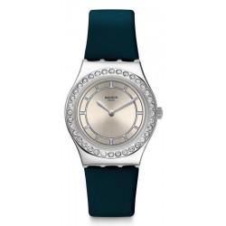 Acquistare Orologio Donna Swatch Irony Medium Bluechic YLS211