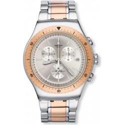 Orologio Uomo Swatch Irony Chrono So Biggar YOS452G Cronografo