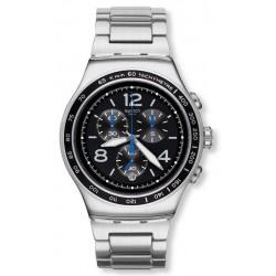 Orologio Uomo Swatch Irony Chrono The Magnificent YOS456G Cronografo