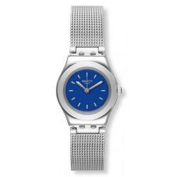 Orologio Donna Swatch Irony Lady Twin Blue YSS299M