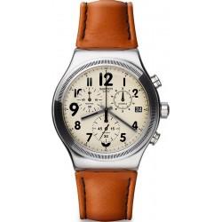 Orologio Uomo Swatch Irony Chrono Leblon YVS408 Cronografo