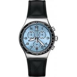 Orologio Uomo Swatch Irony Chrono Conduit YVS421 Cronografo