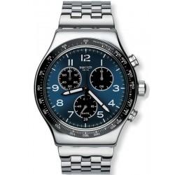 Orologio Uomo Swatch Irony Chrono Boxengasse YVS423G Cronografo