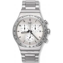 Orologio Uomo Swatch Irony Chrono Destination Zurich YVS433G Cronografo