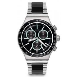 Orologio Uomo Swatch Irony Chrono Ironfresh YVS434G Cronografo