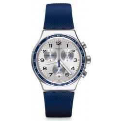 Orologio Unisex Swatch Irony Chrono Frescoazul YVS439 Cronografo