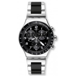 Orologio Uomo Swatch Irony Chrono Speed Up YVS441G Cronografo