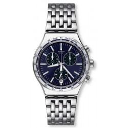 Orologio Uomo Swatch Irony Chrono Dress My Wrist YVS445G Cronografo