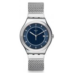 Orologio Uomo Swatch Irony Big Classic Blue Icone YWS449M