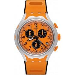 Orologio Uomo Swatch Irony Xlite Caccia YYS4010 Cronografo