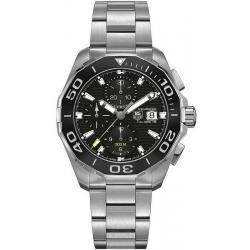 Acquistare Orologio Uomo Tag Heuer Aquaracer CAY211A.BA0927 Cronografo Automatico