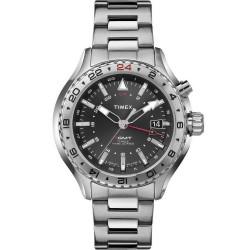 Acquistare Orologio Uomo Timex Intelligent Quartz GMT T2P424
