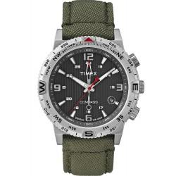 Orologio Uomo Timex Intelligent Quartz Compass T2P286