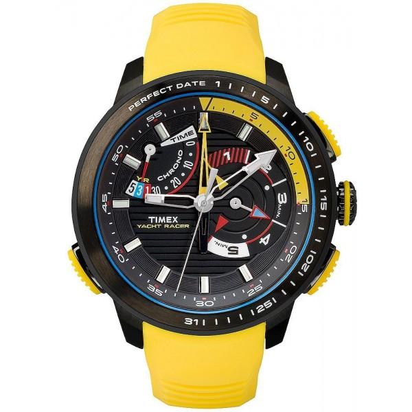 Acquistare Orologio Uomo Timex Intelligent Quartz Yatch Racer Chronograph TW2P44500