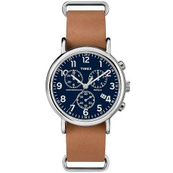 Orologio Uomo Timex Weekender Quartz Chronograph TW2P62300