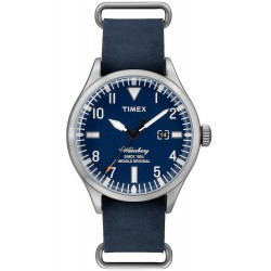Orologio Uomo Timex The Waterbury Date Quartz TW2P64500