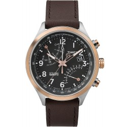 Acquistare Orologio Uomo Timex Intelligent Quartz Fly-Back Chronograph TW2P73400