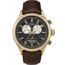 Orologio Uomo Timex The Waterbury Quartz Chronograph TW2P75300
