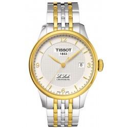 Orologio Tissot Uomo T-Classic Le Locle Automatic COSC T0064082203700