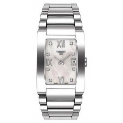 Acquistare Orologio Tissot Donna Generosi-T T0073091111600 Diamanti Madreperla