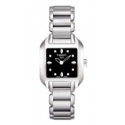 Orologio Tissot Donna T-Lady T-Wave T02128554 Diamanti Quartz
