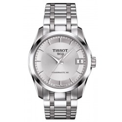 Orologio Tissot Donna T-Classic Couturier Powermatic 80 T0352071103100