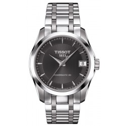 Orologio Tissot Donna T-Classic Couturier Powermatic 80 T0352071106100